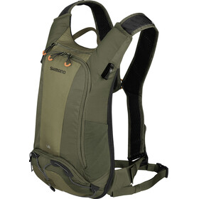 Shimano Unzen II Trail Backpack 6 L Olive Green